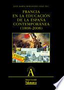 Francia y la construcción del sistema público de educación en España (1812-1857)