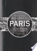 The Little Black Book of Paris  2013 Edition