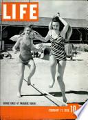 27 f�vr. 1939