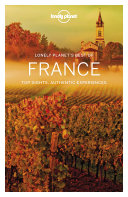 Lonely Planet Best of France Book