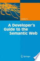 A Developer S Guide To The Semantic Web