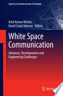 White Space Communication