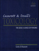 Casarett and Doull s Toxicology