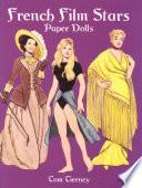 French Film Stars Paper Dolls