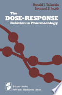 The Dose   Response Relation in Pharmacology