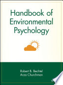 Handbook of Environmental Psychology