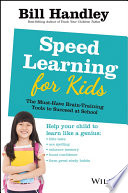 Speed Learning for Kids