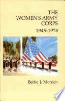 The Women's Army Corps, 1945-1978