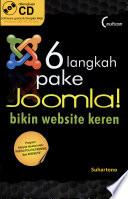 6 Langkah Pake Joomla
