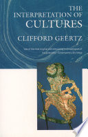 The Interpretation of Cultures  Text Only