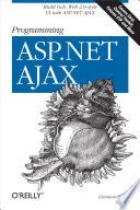 illustration Programming ASP.NET AJAX