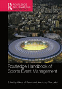 Routledge Handbook of Sports Event Management