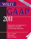 Wiley GAAP