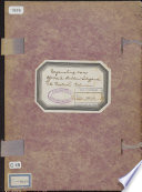 Verzameling van officiele stukken betreffende de Duitse koloniën