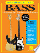 Teach Yourself to Play Bass