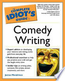 The Complete Idiot s Guide to Comedy Writing