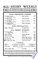 All Story Weekly
