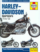 Harley Davidson Sportster 1970 2003