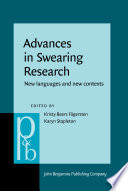 Advances in Swearing Research