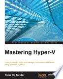 Mastering Hyper V