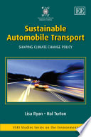 Sustainable Automobile Transport book