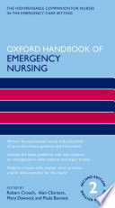 Oxford Handbook of Emergency Nursing
