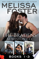 The Bradens at Weston  CO  Books 1 3 Boxed Set