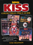 Goldmine Kiss Collectibles Price Guide