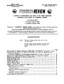 Commercial Fisheries Review