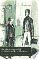 The Hitherto Unidentified Contributions of W  M  Thackeray to  Punch
