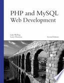 illustration PHP and MySQL Web Development