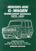Mercedes Benz G Wagen Workshop Manual 1979 1991