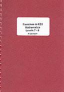 Exercises in KS3 Mathematics
