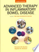 Advanced Therapy Of Inflammatory Bowel Disease book