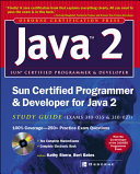 Sun Certified Programmer   Developer for Java 2 Study Guide