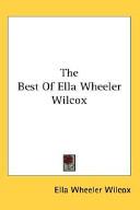The Best of Ella Wheeler Wilcox