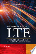 An Introduction to LTE 3gpp Long Term Evolution The Book