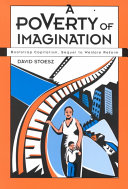 A Poverty of Imagination