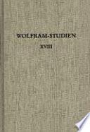 Wolfram-Studien XVIII