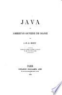 Java  ou  Comment on gouverne une colonie