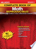 Milliken s Complete Book of Math Reproducibles   Grade 3