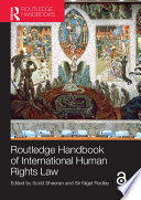 Routledge Handbook of International Human Rights Law