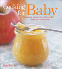 Cooking for Baby