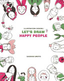 Illustration School  Let s Draw Happy People