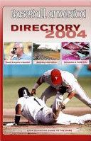 Baseball America 2004 Directory