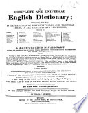 Barclay s English Dictionary  With which is incorporated a complete modern gazetteer  a beautiful atlas of maps and also a pronouncing dictionary