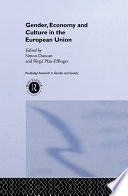 Gender  Economy and Culture in the European Union