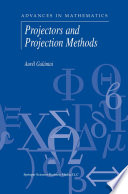 Projectors And Projection Methods book