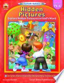 Hidden Pictures  Grades PK   K