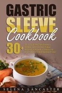 Gastric Sleeve Cookbook